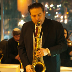 Avi Maza - Bandleader/MC/Vocalist/Sax