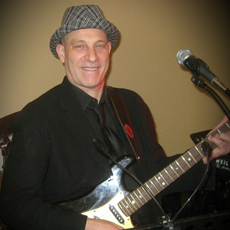 Michael Delcioppo - Guitar/Vocals/DJ