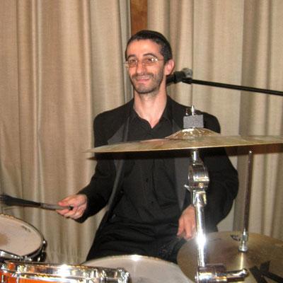 Shmuel Ziegler - Percussionist/Vocalist