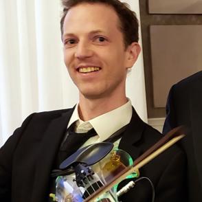 Asher Laub - Violin
